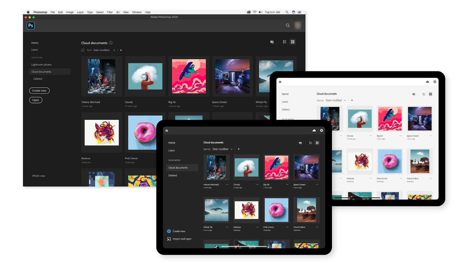 PS 2020中文一键安装版本 Adobe Photoshop 2020 SP 电脑软件-第2张