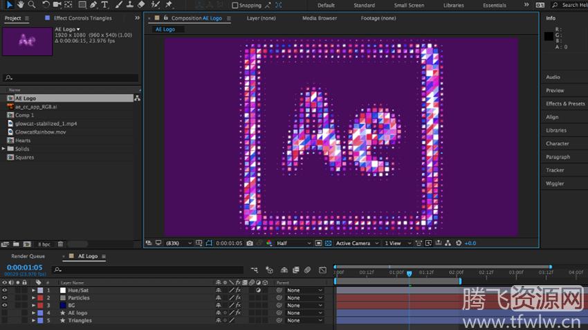 Adobe After Effects 2020直装破解版 Ae 2020中文版一键安装 电脑软件-第3张