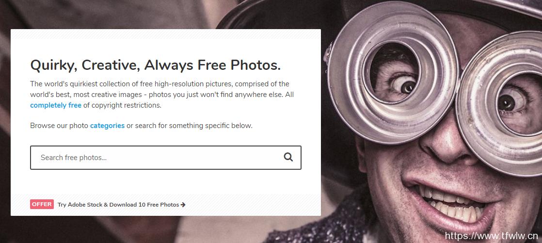分享11个无版权、高清、免费图片素材网站不用担心图片侵权问题 干货分享-第4张